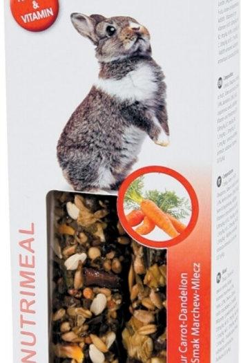 Crunchy stick lapins carotte pissenlit - Zolux