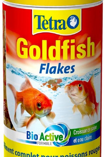 Tetra Goldfish Flakes  Flocons pour poissons rouges 250ml ou 1L- Zolux
