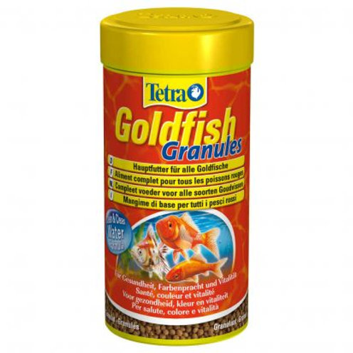 Tetra Goldfish Granulés pour poissons rouges 250ml