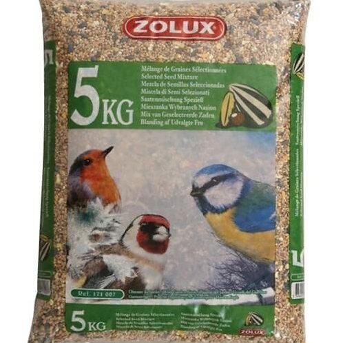Mélange graines oiseaux jardin 5kg