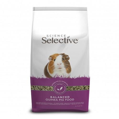 Granulés cochon d'Inde  - Science Selective 1.5kg