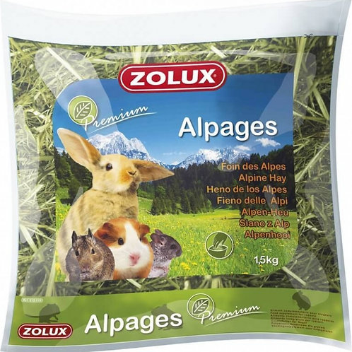 Foin alpages premium 500g - Zolux