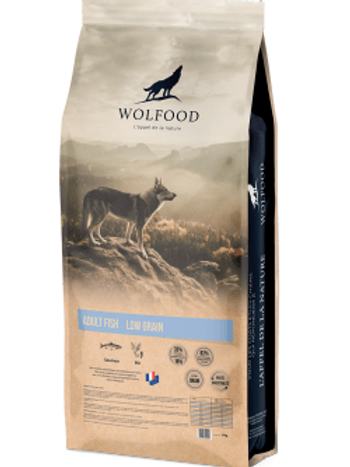 Wolfood Adult Fish 3kg ou 14kg