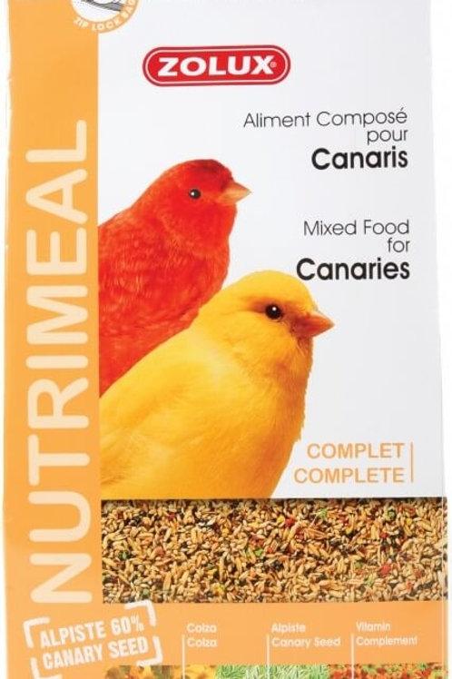 Nutrimeal Zolux Canaris 800gr