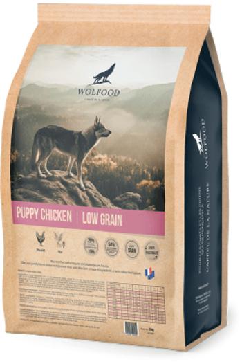 Wolfood Puppy Chicken 3kg ou 14kg