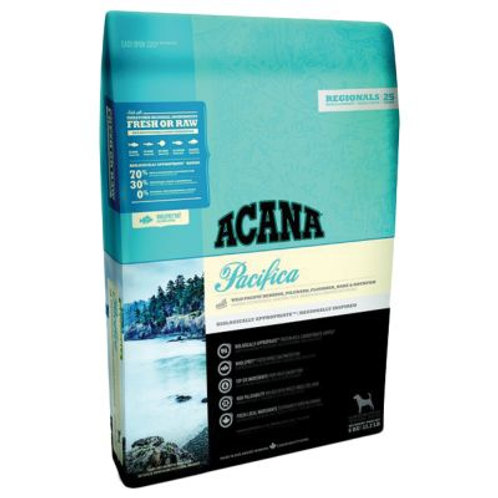 ACANA REGIONALS PACIFICA 11.4KG