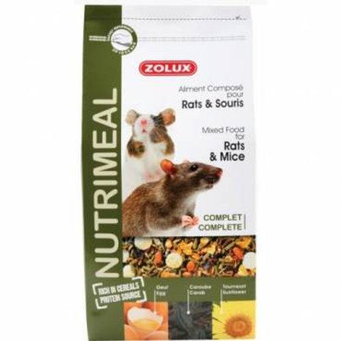 Nutrimeal rat et souris 800g ou 2.5kg - Zolux