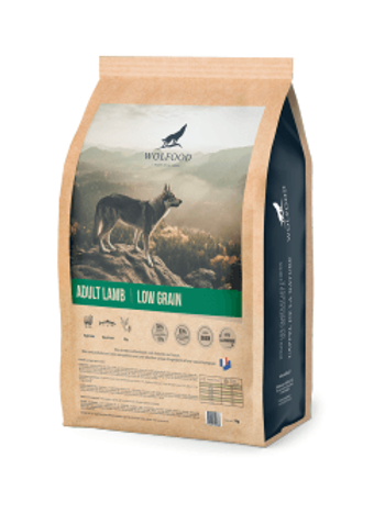 Wolfood Adult Lamb 3kg ou 14kg
