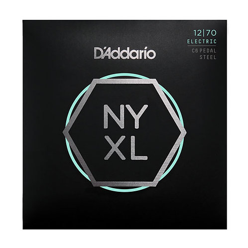 D'Addario Nyxl 12-70 C6