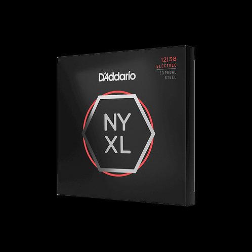 D'Addario Nyxl 12-38