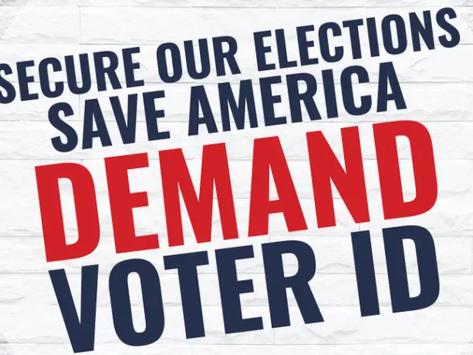 Bring Voter ID to Massachusetts!