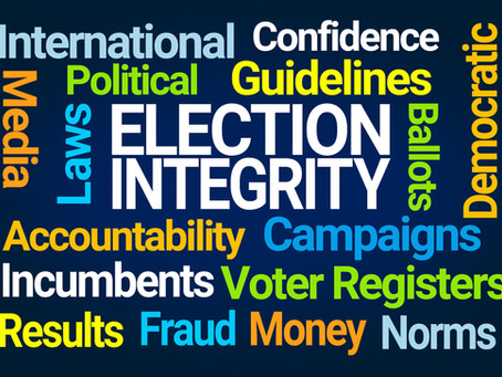 On Election Integrity