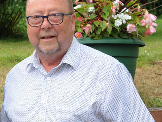 Hereford in Bloom Chairman, Kevin Knipe reviews its work in 2020 and the prospects for 2021.