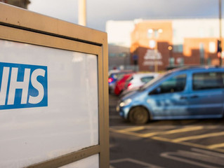 NHS report reveals sharp rise in waiting times for care Quarterly performance figures from the NHS p