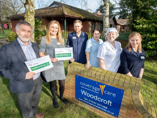 Market Drayton care home rated outstanding by inspector
