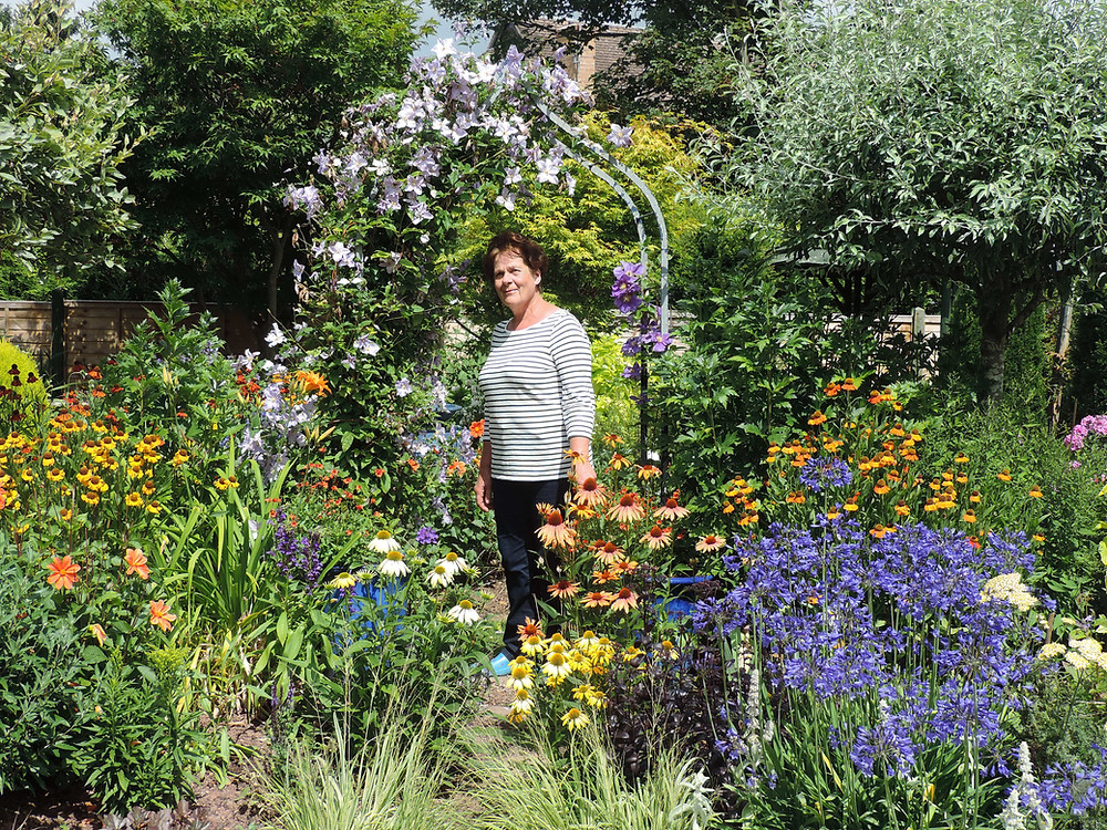 Joyce Guest – a dedicated gardener
