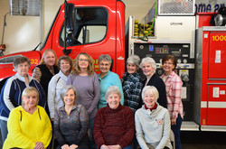East Side Fire District Auxiliary Team