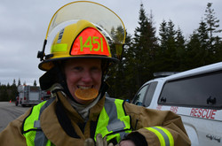 East Side Fire District Firefighter