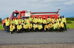 East Side Fire District Firefighters