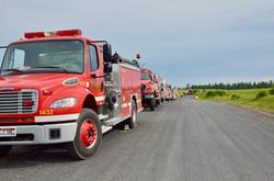 East Side Fire District Fire Truck