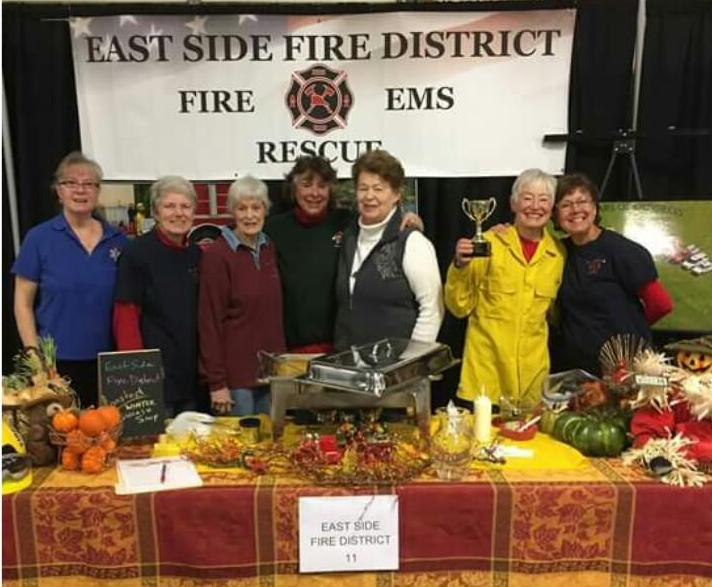 ESFD Soup Wins First Place