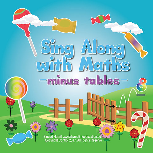 Sing Along with Maths Minus Tables
