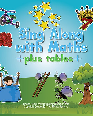 Sing Along with Maths Plus Tables