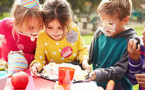 How to have your Kids Party at Home