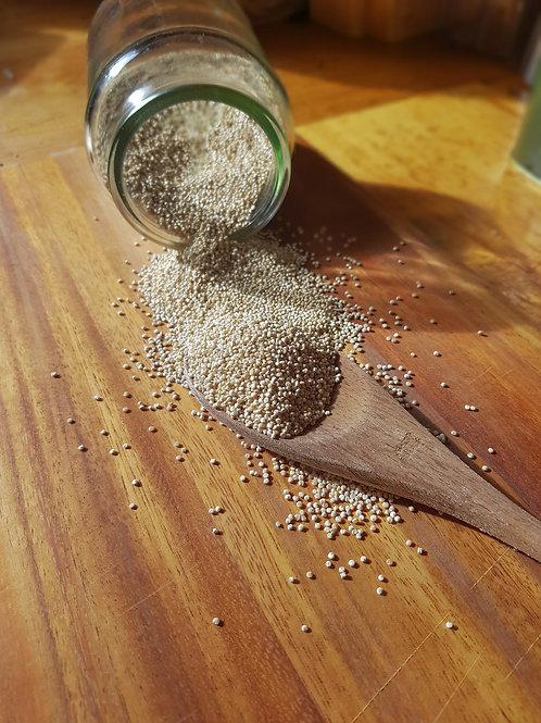Kindred Organics White Quinoa TAS