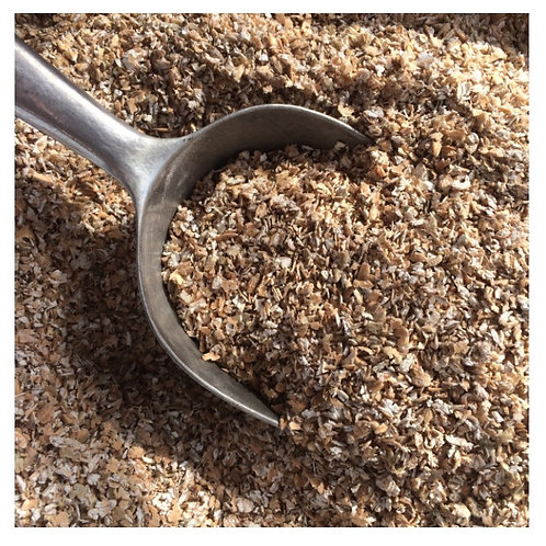 Freshly Rolled Tibetan Blue Barley Porridge Mix  - The Grain Family