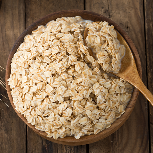 Organic Steamed Rolled Oats