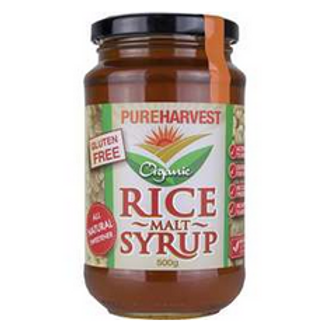 Pureharvest Rice Malt Syrup 500g