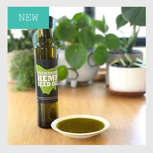 Tasmanian Hemp Seed Oil 250ml