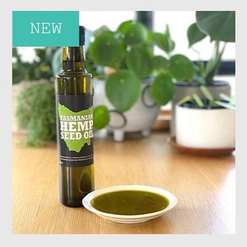 Tasmanian Hemp Seed Oil 250ml