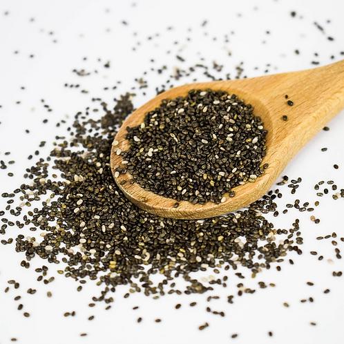 Organic Black ChiaSeeds