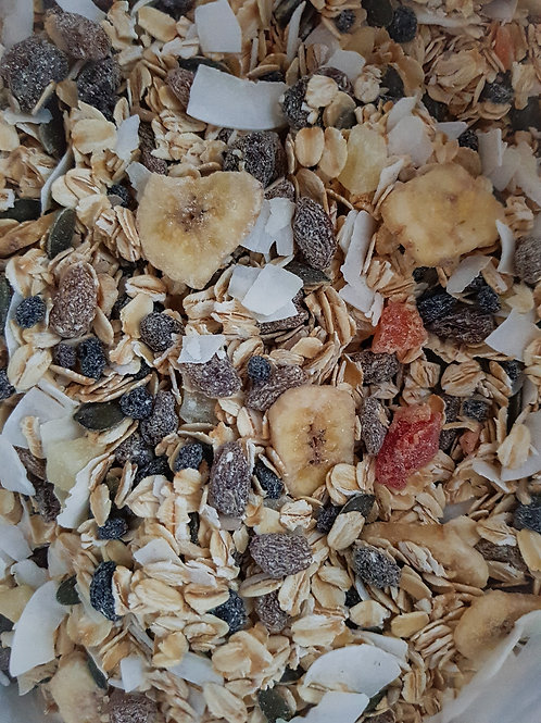 Eumarrah Tropical Muesli