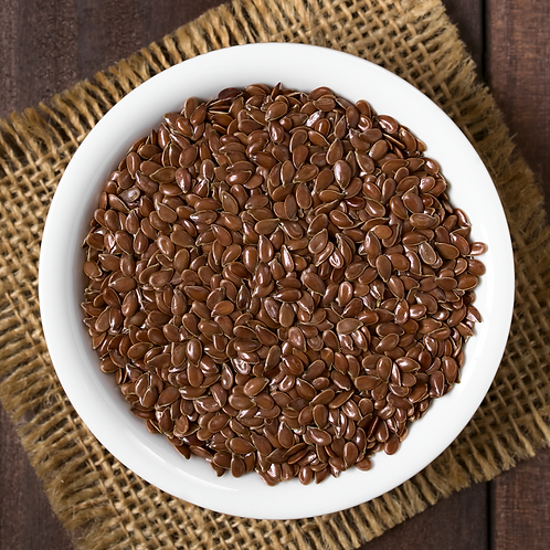 Organic Brown Linseeds (or Flaxseed)