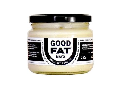 Undivided Food Co. - Good Fat Mayo Mayonnaise
