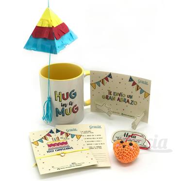 Kit mágico de cumpleaños piñata