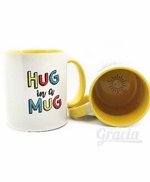 Hug in a Mug (Taza)