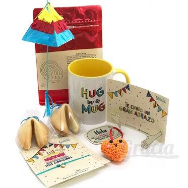 Kit mágico cumpleaños completo