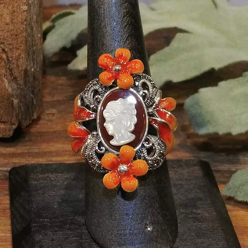 European Cameo Ring