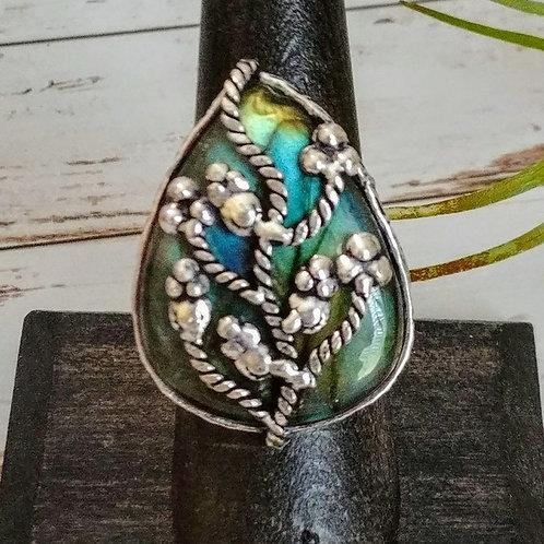 Artisan Labradorite Ring
