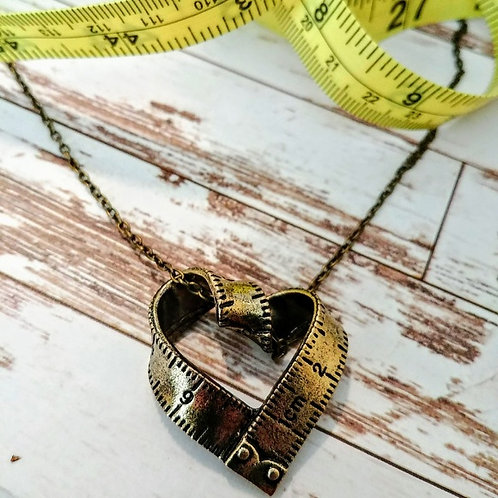 Made With Love Heart Pendent