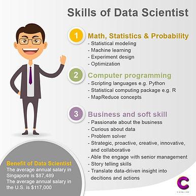 Skill of Data Scientist