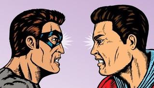 คุณคิดว่า Data Scientist เปรียบเสมือน Batman หรือ Superman???
