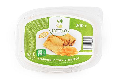 Блины с тофу и курагой 200г