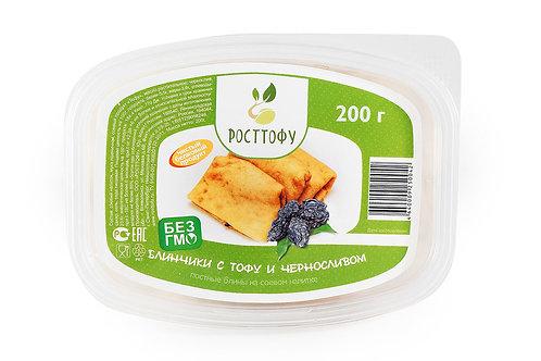 Блины с тофу и черносливом 200г