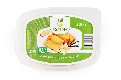 Блины с тофу и ванилью 200г