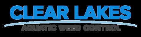 Clear Lakes Aquatic Weed Control - Logo.
